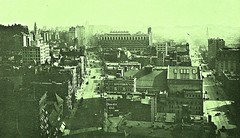 Looking south from the Times Bulding, Manhattan - 1905 (SSAVE w/ over 7 MILLION views THX) Tags: newyorkcity manhattan 1905 streetscenes