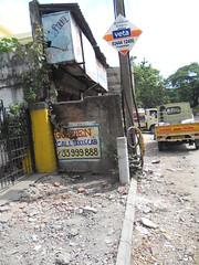 DSCN4175 (Santhosh ITDP) Tags: 2015 india chennai thiruvanmiyur kalki krishnamoorthi salai bad after obstruction footpath surface damage construction rework