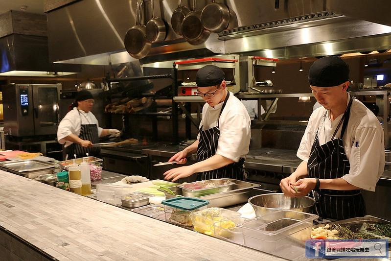意舍酒店AMBA Que原木燒烤餐廳020