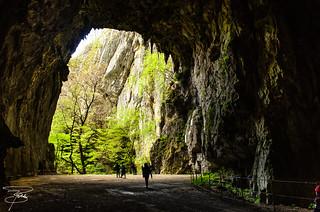 Le grotte di San Canziano - Škocjanske Jame (Slovenia)