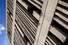 Centre national de la danse (Gerard Hermand) Tags: 1704027304 gerardhermand france paris canon eos5dmarkii formatpaysage pantin cnd béton concrete mur wall ciel sky