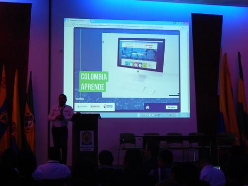 Conferencia del Portal Colombia Aprende del MEN