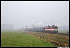 Locon 9904, Rijssen 23-12-2016 (Henk Zwoferink) Tags: rijssen overijssel nederland nl msmgruppe henk zwoferink railexperts locon 9904 9900 alpen express euro ee eetc