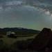 Eastern Sierra Milky Way