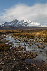 Snow Caps (Mark Alan Andre) Tags: markalanandre scotland travel unitedkingdon