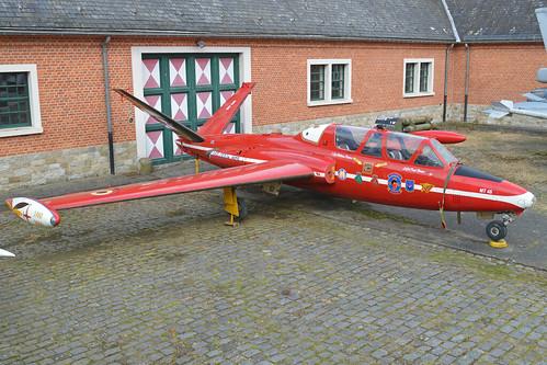 Fouga CM170R Magister 'MT48'DSC_FL9359