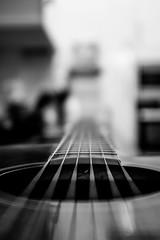 2017_118 (Chilanga Cement) Tags: fuji fujix100t fujix100f x100t x100s x100 x100f xseries fujifilm bw blackandwhite monochrome guitar guitarist guitars strings 6string acoustic music abstract ill