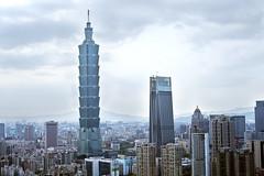 101 (Lin Jen Chieh) Tags: 101 台北 taiwan taipei 象山 風景