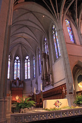 By the Alter (JB by the Sea) Tags: sanfrancisco california april2017 urban nobhill gracecathedral church gothic frenchgothic