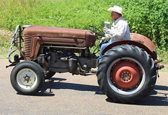 South Texas Tractor Show Moravia (polkabeat) Tags: moraviafest tractorshow