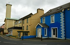 Lahinch 4 (Krasivaya Liza) Tags: lahinch county clare countyclare ireland irish countryside village town colorful history historical buildings