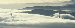 Golden Gate (320-ROC) Tags: goldengatebridge goldengate sanfrancisco sanfranciscobay fog