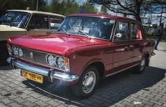 POLSKI FIAT 125p (1300 cc) (bialobrody) Tags: ccommunism veteran classic oldtimer polishcar