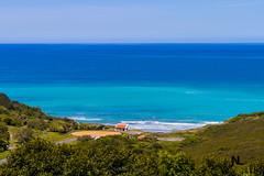 Vue Bidart (Janick Norman Leroy) Tags: bidart pays basque country ocean atlantique mer bleu nuances blue beau paysage panorama soleil sun ete canon eos 1200d rebel t5 nature exterieur naturel