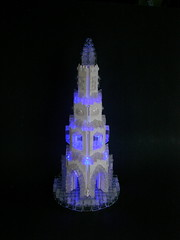 The Ice Tower (Cab ~) Tags: lego tower castle moc foitsop ice medieval