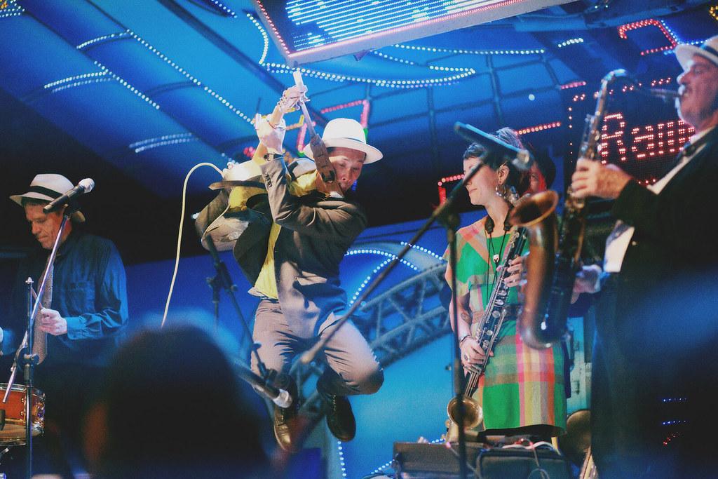 虎山音樂祭,獨立音樂,現場紀實,電影風格
