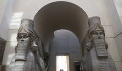 20170506_louvre_khorsabad_assyrian_999b9 (isogood) Tags: khorsabad dursarrukin assyrian lamassu paris louvre mesopotamia sculpture nineveh iraq sarrukin