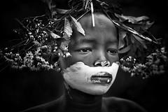 Surma Boy (daniele romagnoli - Tanks for 18 million views) Tags: nikon d800 etiopia surma suri africa ritratto portrait ethiopia äthiopien ethiopie etiyopya etiopien αιθιοπία أثيوبيا エチオピア 에티오피아 эфиопия אתיופיה 埃塞俄比亞 أفريقيا 比亚 etiopija afrique アフリカ 非洲 африка afrika 아프리카 etnia etnico ethnique этниче 種族 民族性 ethnicity tribu tribes tribo tribale tribali tribal tribe племя 部族 omo africano afrikan africani romagnolidaniele omoriver omovalley travel 埃塞俄比亚 etnias rito decorazioni artistico tradition tradizione ethnie ethnic cultura ethnology people bw bianconero blackandwhite