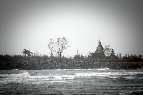 Mahabalipuram Beach and Shore Temple
