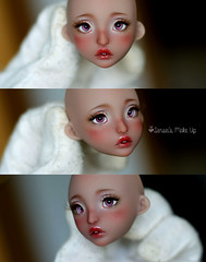Commissions Chio (Rakeru Space) Tags: sensei´s make up rakeru sensei bjd lillycat cerisedolls chibbi lana dark skin