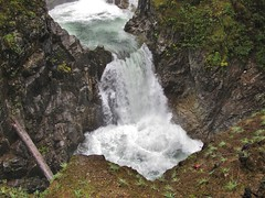 Little Qualicum Falls Provincial Park (Jasperdo) Tags: littlequalicumfallsprovincialpark littlequalicumfalls provincialpark vancouverisland britishcolumbia canada landscape scenery waterfall