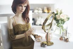 make up (Natsumi °•¤) Tags: maeve iplehouse eva bjd