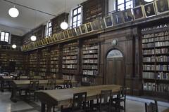 Biblioteca Comunale di Palermo in Casa Professa: sala lettura (costagar51) Tags: palermo sicilia sicily italia italy arte storia anticando