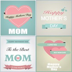 free vector Happy Mother's Day Cute Greetings Card Collection (cgvector) Tags: 2017 2017mother 2017newmother 2017vectorsofmother abstract anniversary art background banner beautiful blossom bow card care celebration collection concepts curve day daycute decoration decorative design event family female festive flower fun gift graphic greeting greetings happiness happy happymom happymother happymothers happymothersday2017 heart holiday illustration latestnewmother lettering loop love lovelymom maaday mom momday momdaynew mother mothers mum mummy ornament parent pattern pink present ribbon satin spring symbol text typography vector wallpaper wallpapermother