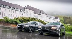 20170517 BMW-2726 (L.C.Nøttaasen) Tags: bmw 7 series 3 f01 f34 msport bimmer sapphire black dale asylum psykriatiske