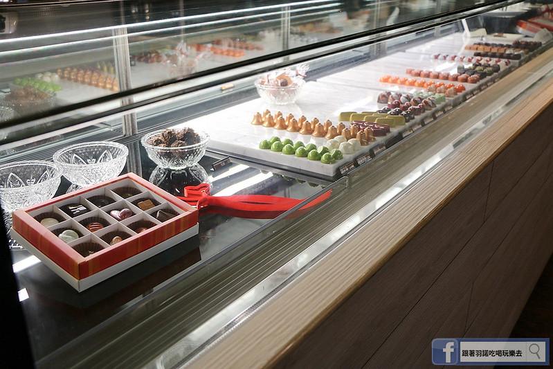 中山Choc for you 隱藏巷內的秘密甜點店11