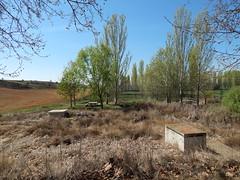 Rest area (amgirl) Tags: meseta spain sahaguntoelburgoranero wednesday april12 day14 walking
