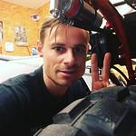 / I Love Working on (my) Motobikes    by HeavenSky 5/2017  I #love #working on my #motobikes  by #heavensky a #artist from #koblach #feldkirch #vorarlberg #austria #österreich #yamahaTT600 #yamaha  #enduro #classic #motobike #tt600 #tt60059x  #igersvorarl