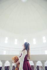 SDF_0299 (SendoFu) Tags: bonnet ボンネット エプロン風スカート blouse bl ブラウス headbow kc カチューシャ bnt 蕾絲 維多利亞 jsk op onepiecedress ワンピース jumperskirt ジャンパースカート nop lolita lolitafashion 蘿莉塔 蘿莉塔時裝 ロリータ・ファッション sweetlolita classicallolita