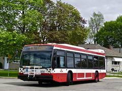 Toronto Transit Commission 8623 (YT | transport photography) Tags: ttc toronto transit commission nova bus lfs