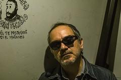 fernando alfaro (_tonidelong) Tags: fernando alfaro backstage camerino fotomaton malasaña conde duque madrid españa spain indie music musico musician chucho surfin bichos albacete