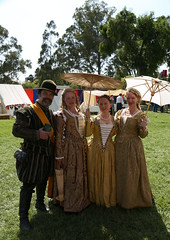 Bella Donna Venetian Courtesans and Friend (beppesabatini) Tags: carnevalefantastico2017 carnevalefantastico bluerockspringspark vallejo california renaissancefairs italianrenaissance avalonthemedevents historicalrecreation wwwcarnevalefantasticocom
