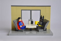 SuperCafe (Mateusz92) Tags: lego batman superman moc dc comics cafe supercafe v oryginal story zbudujmy to