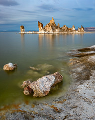 Long exposure at Mono Lake (el.merritt) Tags: focusstack hwy395 longexposure march monocounty monolake tufa emphoto41 wideangle outdoor landscape helicon focus