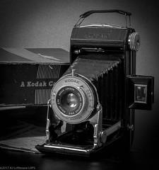 Old Kodak (Alastair J Lofthouse LRPS) Tags: camera vcamera 365 kodak 620film fil 136365