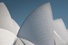 Opera (Max Pa.) Tags: sydney opera house australia australien canon 5d 2470mm architecture inside architektur city utzon new south wales roof cityscape white blue