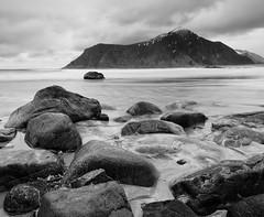 Rockpools, Lofoten, Norway. (martin.bowen68) Tags: landscape2017 lofoten winter brucepercy water