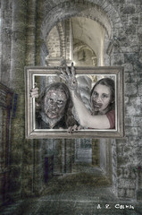 Hello (Loup Hurlant) Tags: angel ange demon démon incubus incube succubus succube couple église church