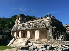 observatory citadel, palenque (ikarusmedia) Tags: méxico chiapas palenque observatory maya citadel