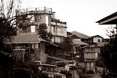 Arranged village (abrinsky) Tags: india nagaland kohima tuophemavillage