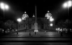 D22_URBANA 11_01_LR (Domenico Cichetti) Tags: analogicait roma bw notte analogico monocrome film 35mm rodinal selfdevelop argentique pellicola blackandwhite blackwhite