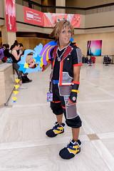 161002-3046 Anime Weekend Atlanta (WashuOtaku) Tags: 2016 28mmf18g animeweekendatlanta atlanta cosplay georgia kingdomhearts nikond800 renaissancewaverlyhotel