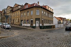 Apolda (5) (grapfapan) Tags: streetscape cobblestone thüringen apolda