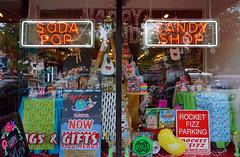 Soda Pop Candy Shop (Todd Evans) Tags: sony a6000 candy soda rocketfizz marietta ga georgia window
