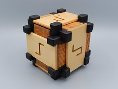 Maze Burr (1/3) (eriban) Tags: kagenschaefer kagensound puzzle