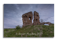 Tower Remains (Steven Peachey) Tags: landscape tower ludworthtower roman ef1740mmf4l canon6d leefilters canon lee09gnd